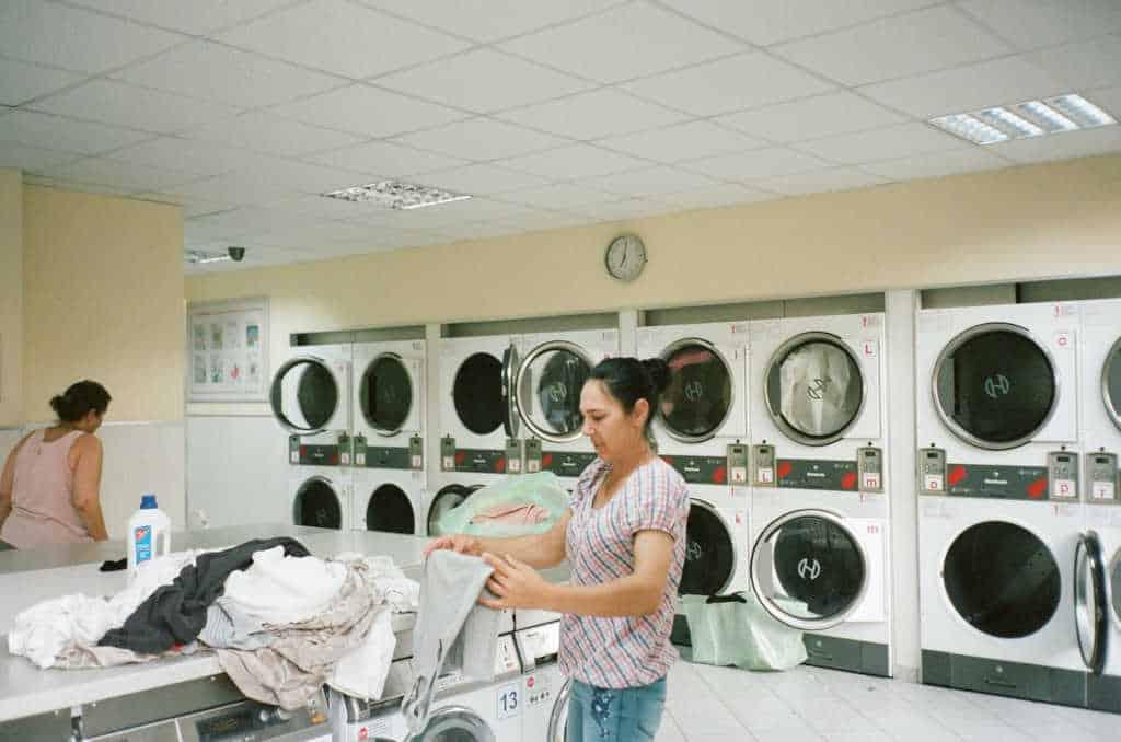agent de production blanchisserie industrielle