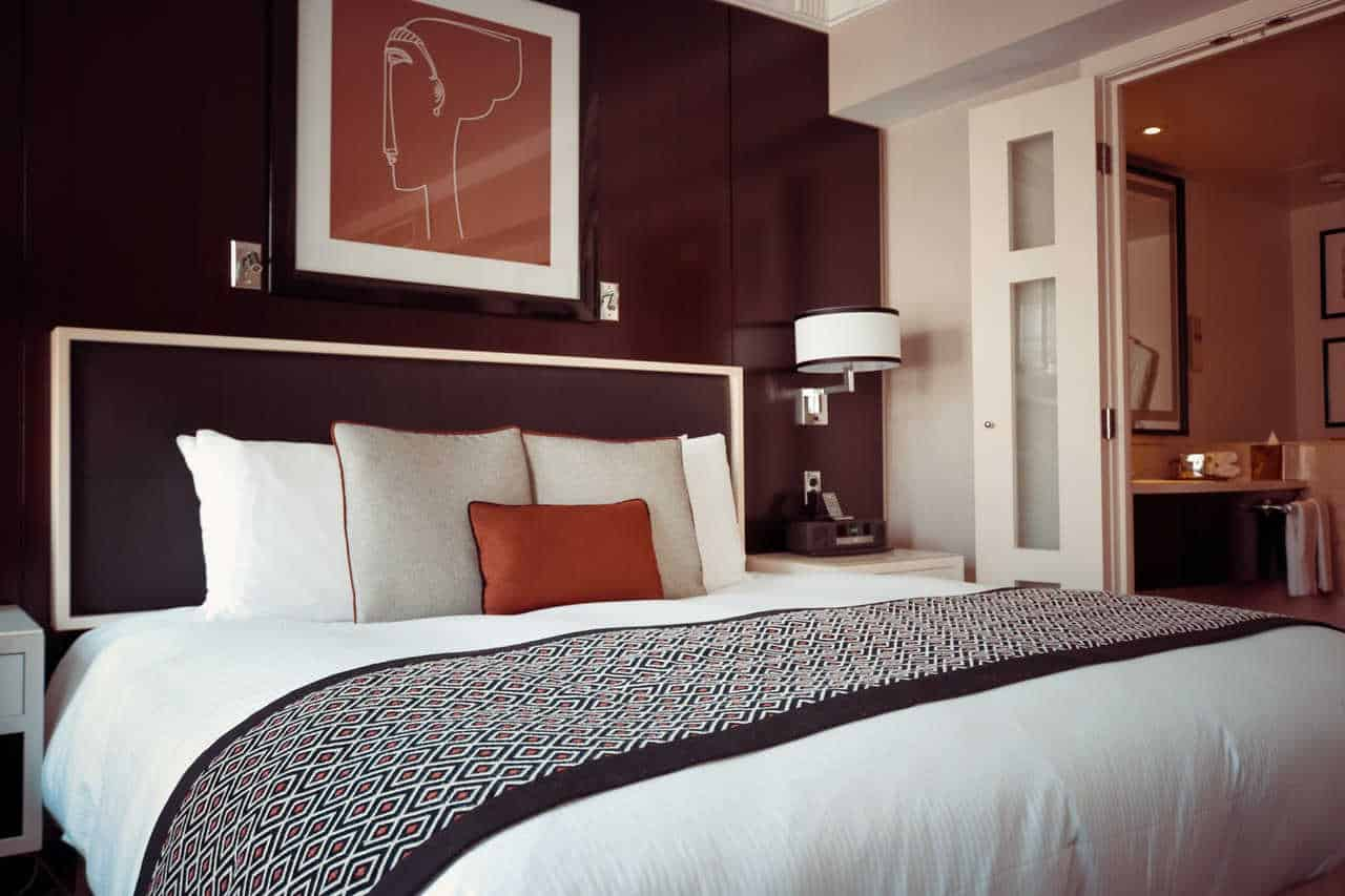 CV hôtellerie luxe